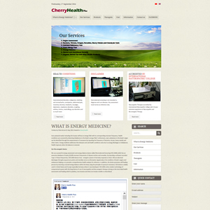 weso web develop Cherry Health Plus